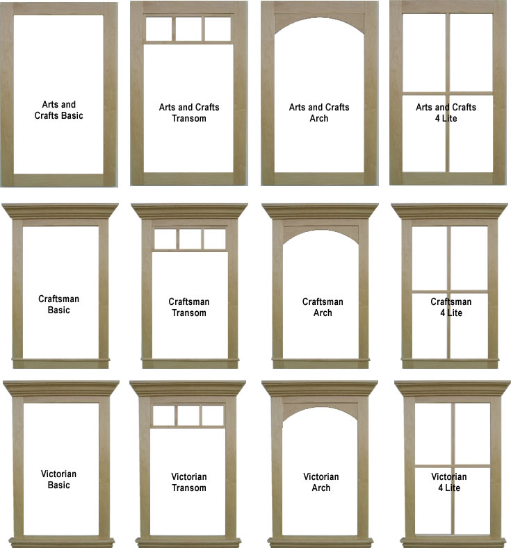 Window Sizes